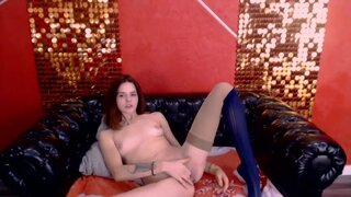 AdrianaBrown – She's A Real Couchsurfer