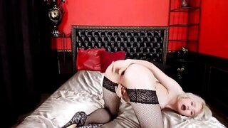 LittyMoon – Hot Blonde Likes It In Doggy